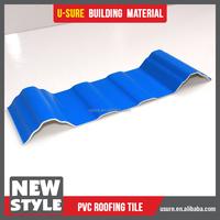 fiber roofing sheets / roof design clip lock roofing / 3d tile fiberglass sheet carport roofing material