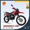 Chongqing Super Quality 125CC 200CC Dirt Bike Automatic for Sale SD200GY-14A