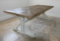 French Provincial furniture /wood dining table designs