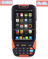 CARIBE PL-40L AQ 076 Android 4.1 Infrared communication smart phone for Meter reading management
