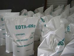 White Crystal powder Ethylene diamine tetraacetic acid, EDTA for Detergent Industry