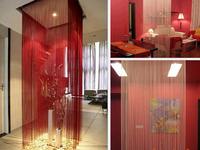 Various kinds of metal wire mesh for room divider and curtain