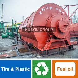 tire recycling oil T/T payment carbon black processing Huayin Company