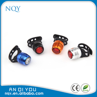 250mAh high quality available usb rechargeable bicycle light
