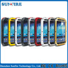 Love mei Case for Galaxy S4 Waterproof Love Mei Protective Shockproof Mobile Phone Case for Samsung