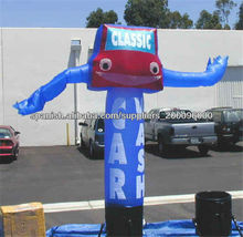 2013 caliente de la venta los bailarines del aire agitando hombre