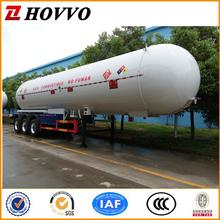 2015 China LPG Gas Tanker Semi trailers/liquid propane gas tanker storage trailer for sale