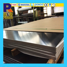 TISCO Brand 304 No.8 cold rolled stainless steel sheet