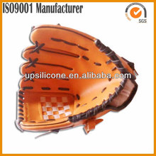 wholesale high quality leather woven moccasin baseball gloves