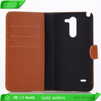 new arrival wallet leather cover for lg g3 stylus case