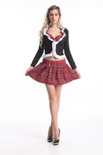 walson school girl costume sexy costume fancy dress cosplay costume
