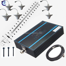Multifunctional home use dual band 900&2100mhz repeater mobile signal amplifier gsm signal reception booster made in China