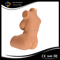 Facotory price rubber vagina silicone fake breast