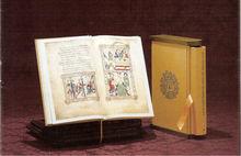 Sacramentarium Episcopi Warmundi (s. X), Biblioteca Capitular de Ivrea. Edición Anastática.
