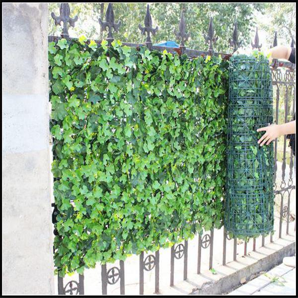 2015 Looking Natural Plastic Artificial Green Plant