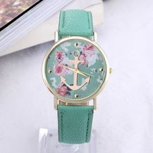 Christmas Promotion Fashion National Style Women Nice watches Peony Flower Watch for female Analog round dial Relogios Femininos