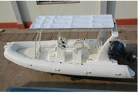 Lightweight rigid hull inflatable boats for sale