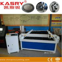 table style cnc cutting machine gear hobbing cutter