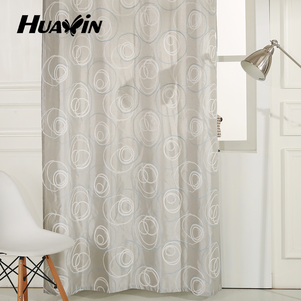 Cheap Cute Shower Curtains Homespun Fabric Shower