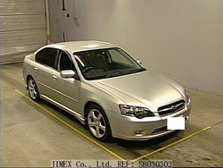2003 SUBARU Legacy B4 /BL5/ Used car From Japan / ( SB030302 )
