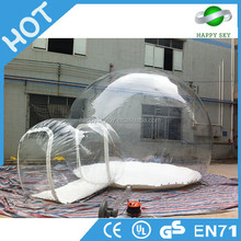 Good quality inflatable tent,inflatable clear dome tent,inflatable cube tent