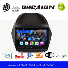 Car dvd gps player for For Hyundai IX35/hyundai ix35 android car dvd/Telephone book AUX IN GPS WIFI 3G WIFI Dongle
