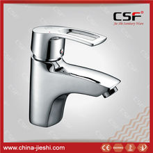 Brass Chorme Finished Basin Faucet Supplying cold or hot water No.A2701