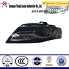 Auto spare parts for Audi A4B8 headlamp