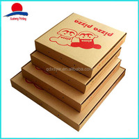 Ecofriendly High Quality Printed Pizza Box