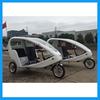wedding party taxi rickshaw pedicab
