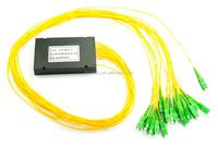FTTH , 1x128m SC/UPC optic PLC splitter