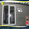 FactoryAluminum hinged Door/wooden interior doors/retractable door screens