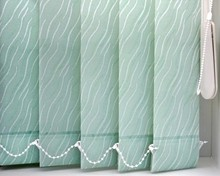 Chinese Wholesale Vertical Louver Blinds/Vertical Blinds Fabric Rolls