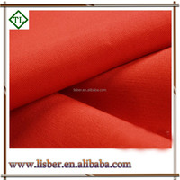 100% cotton twill for garment 10s*10s 74*44 with high quality textile raw material