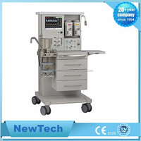 Anesthesia machine price with vaporizer, 2015 hospital/medial equipment