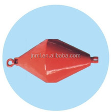 Marine mooring equipments anchor buoy of type A
