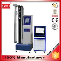 Computer Servo Universal Tensile Strength Testing Machine of Cotton