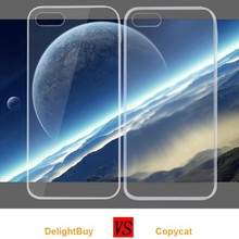 Ultra Thin Slim Clear TPU Case For iphone 5 5S 5G Gel Black Transparent Soft Back Cover for iphone5