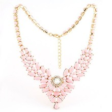 ODM/OEM Jewelry Factory high end jewelry necklace wholesale, newest fashionable angel wing necklace, fashion jewelry necklace