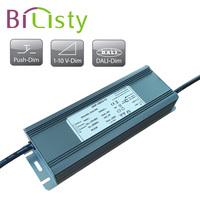 80W constant voltage dimmable led driver 12V strips 0-10V led driver