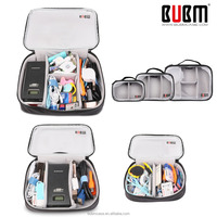BUBM Transparent Storage Bag Outdoor Cases Hot Selling Large Space WomenTravel Accessories pouch Cosmetic Makeup bag