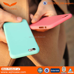 Soft Touch Plastic Rubberized Hard Matte Case Cover For Iphone 6/ Plus Factory