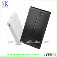 Super thin with large capacity Universal charger / for macbook external battery charger
