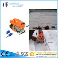 2016 new products Alibaba China plastic pipe butt fusion welding machine