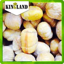 Proveedor chino congelada seca de castañas