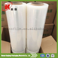 Factory price plastic wrap/stretch film flexible packaging material