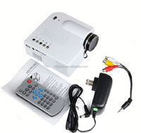 chinese hot! LCD hd 1080p proyector children small gift projector