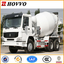 10 wheels China Sinotruck Howo cement bulker truck loading capacity 8 cubic meters