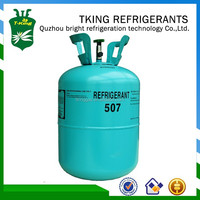 2015 Refrigerant Gas R507 for sale high purity and quality
