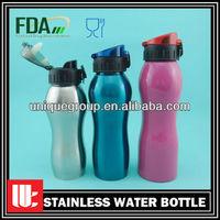 Flip Cap Car Driving Stainless Steel Water Bottle